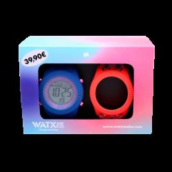 Pack DIGITAL Blue&Pink / 43MM