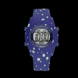 Relógio DIGITAL COSMIC BLUE...