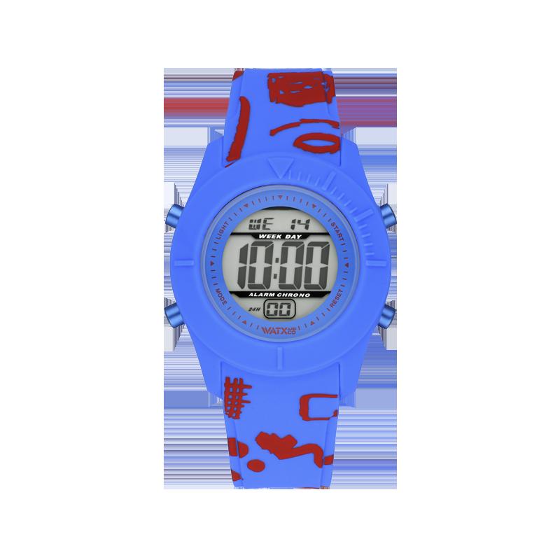 Relógio DIGITAL FREE BLUE / 38MM
