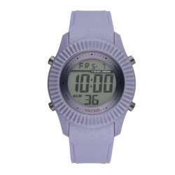 Relógio DIGITAL LILAC / 43MM